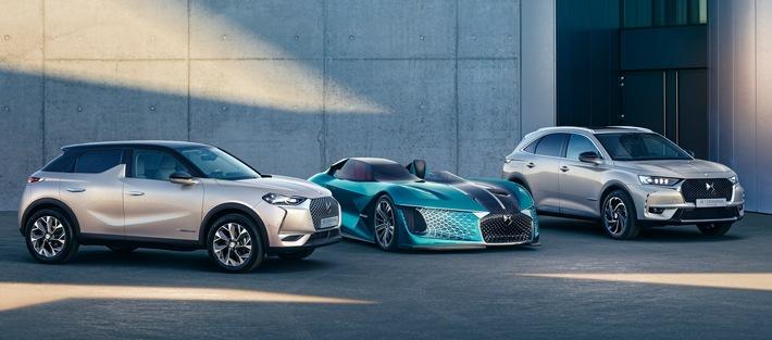 ds automobiles positioniert sich als marktfuehrer fuer elektrifizierte premium suvs - DS Automobiles positioniert sich als Marktführer für elektrifizierte Premium-SUVs