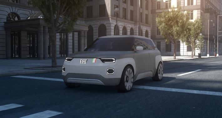"""fiat concept centoventi die demokratische antwort auf elektromobilitaet - Fiat Concept Centoventi: die """"demokratische"""" Antwort auf Elektromobilität"""