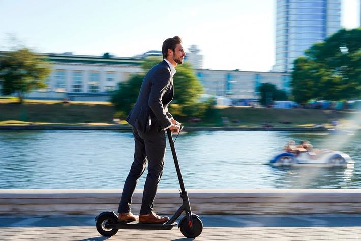 e scooter das ist jetzt wichtig fuer sicheres fahren - E-Scooter – Das ist jetzt wichtig für sicheres Fahren