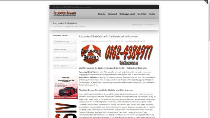 gebrauchtwagen ankauf und unfallwagen ankauf - Gebrauchtwagen Ankauf und Unfallwagen Ankauf