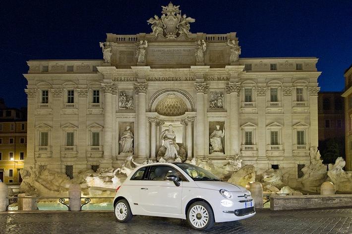 sondermodell fiat 500 dolcevita feiert 62 geburtstag des ikonischen cinquecento - Sondermodell Fiat 500 Dolcevita feiert 62. Geburtstag des ikonischen Cinquecento