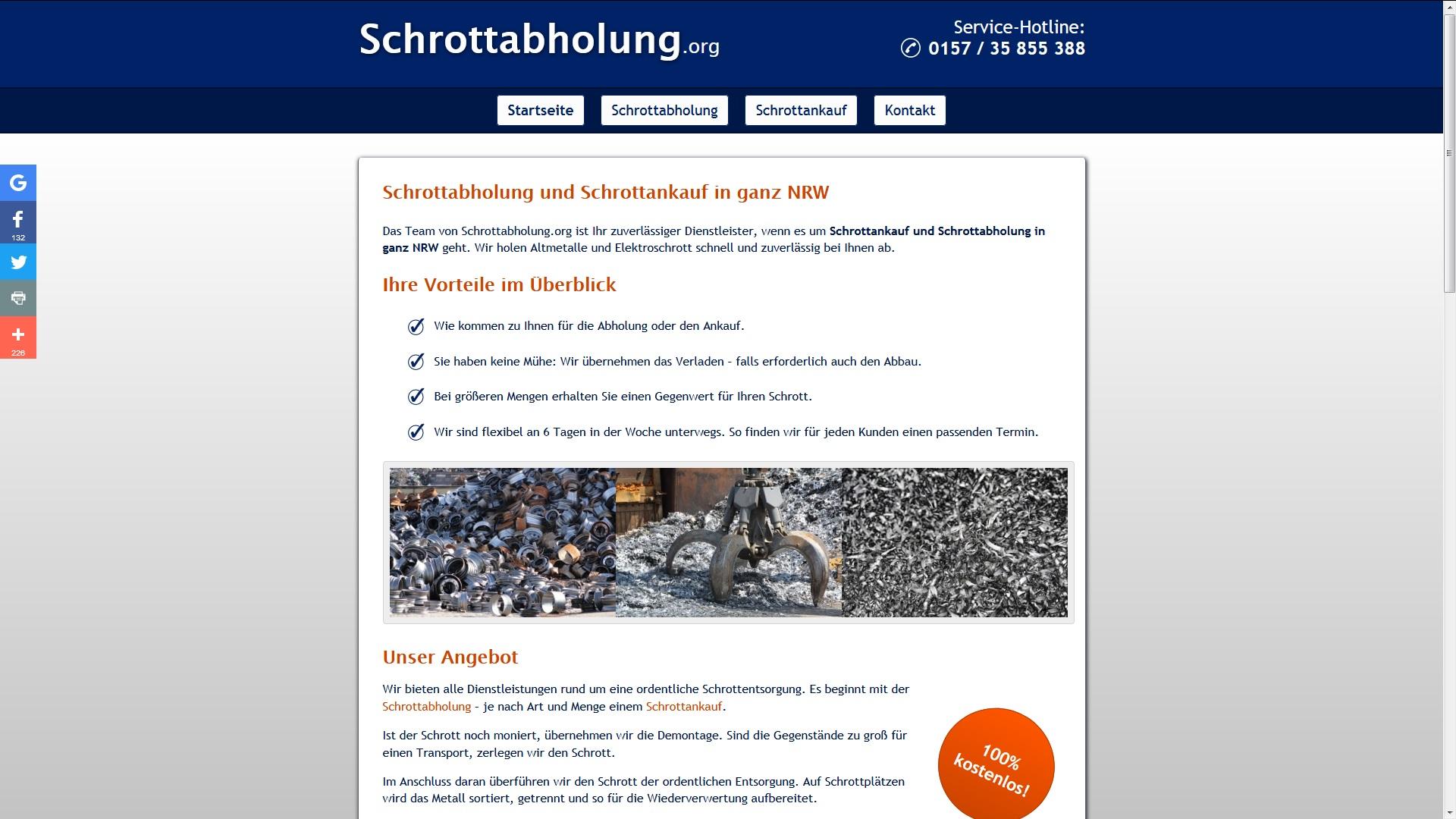 der schrottankauf duesseldorf holt schrott kostenlos beim kunden ab - Der Schrottankauf Düsseldorf holt Schrott kostenlos beim Kunden ab