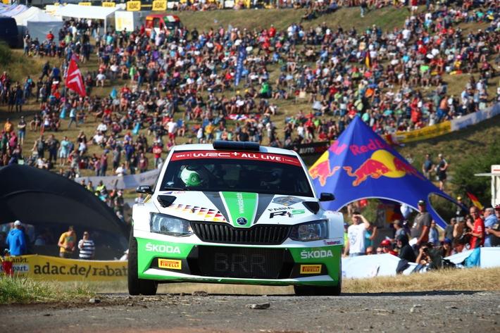 rallye deutschland piloten kreim und griebel fordern die weltelite heraus - Rallye Deutschland: Piloten Kreim und Griebel fordern die Weltelite heraus