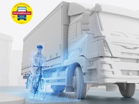 vdtuev statement infrastruktur fuer radfahrer verbessern - VdTÜV-Statement: Infrastruktur für Radfahrer verbessern