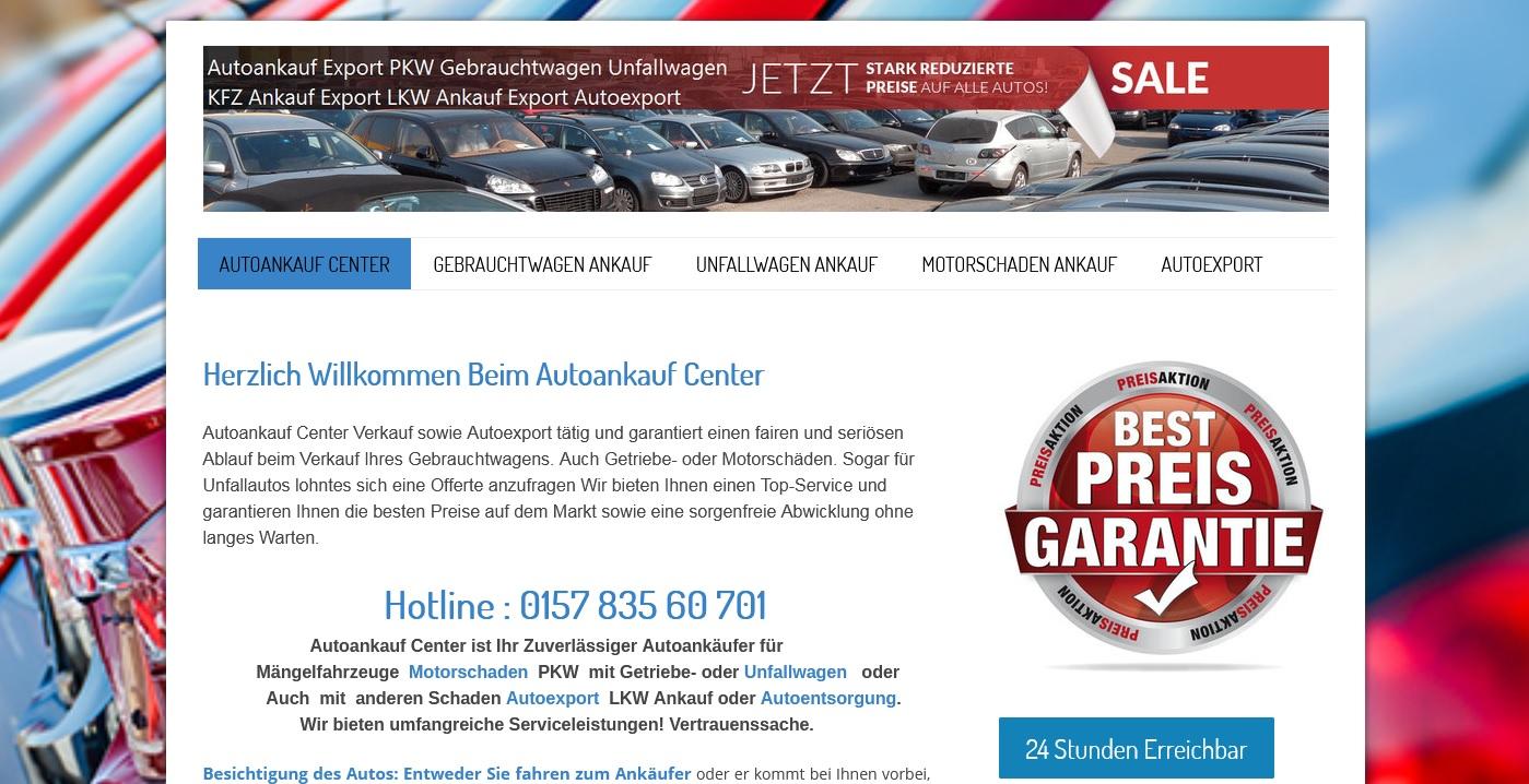 autoankauf neubranden kauft auch defekte fahrzeuge - Autoankauf Neubranden kauft auch defekte Fahrzeuge
