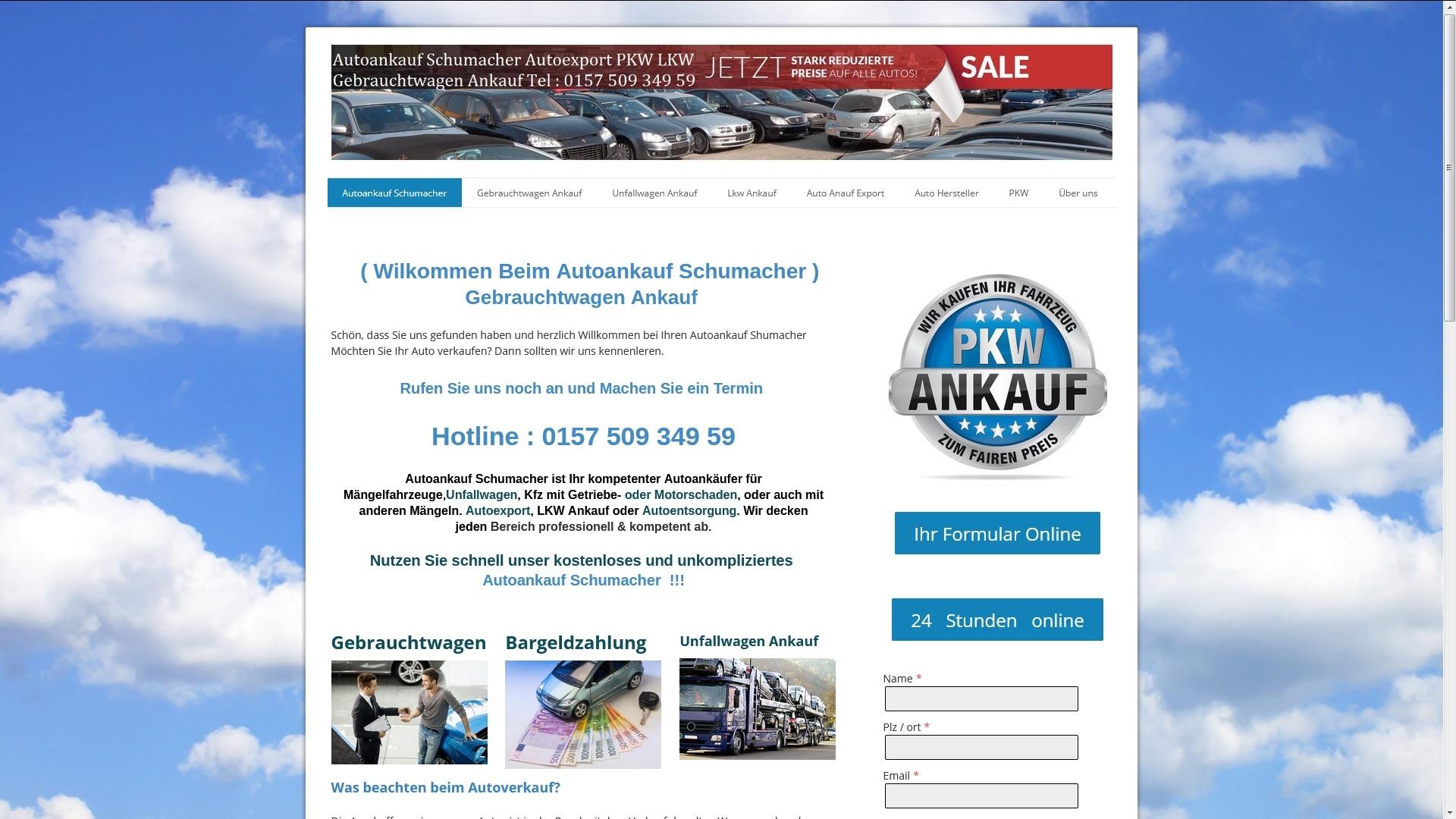 autoankauf nordhausen ist mit 15 jahren erfahrung profi in sachen pkw ankauf - Autoankauf Nordhausen ist mit 15 Jahren Erfahrung Profi in Sachen PKW-Ankauf