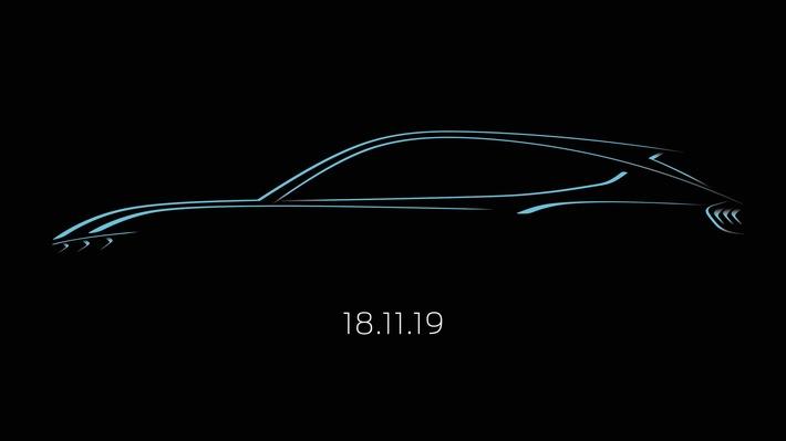 ford enthuellt das neue vom mustang inspirierte voll elektrische suv - Ford enthüllt das neue, vom Mustang inspirierte, voll-elektrische SUV