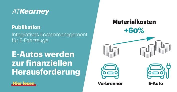 kostenfalle elektroauto bis zu 60 hoehere materialkosten als verbrenner - Kostenfalle Elektroauto? Bis zu 60% höhere Materialkosten als Verbrenner