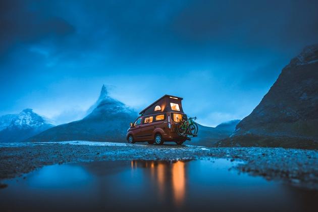 """video great escapes auf der jagd nach abenteuern und dem sonnenlicht im ford nugget unterwegs in norwegen - Video """"Great Escapes"""": Auf der Jagd nach Abenteuern und dem Sonnenlicht – im Ford Nugget unterwegs in Norwegen"""