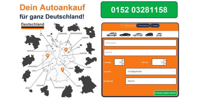 Autoankauf Völklingen – Ankauf von Gebrauchtwagen, Unfallfahrzeugen und Nutzfahrzeugen in Völklingen
