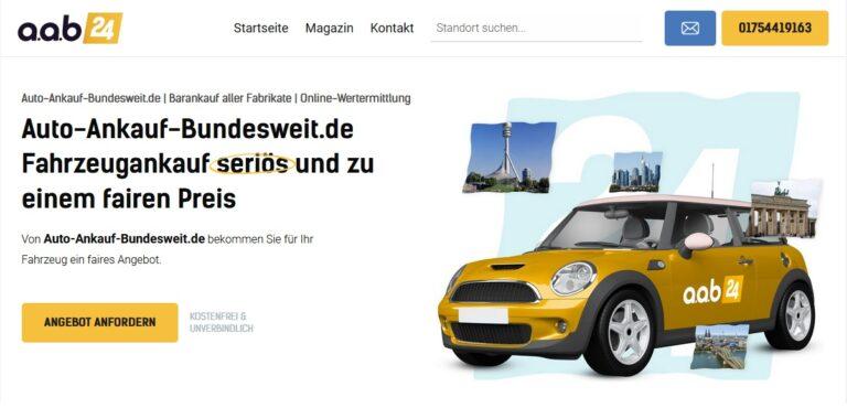 Autoankauf Gelsenkirchen: Auto verkaufen in Gelsenkirchen